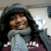 Its me in one of my favorite scarfs. Its so thick and warm I like how grey looked on me
