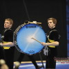 Me in an independent percussion group called Green Thunder Percussion.