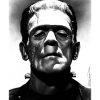 I find Frankenstein's Monster beautiful as he is more human than most humans.